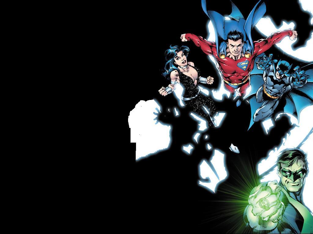 Justice League Of America Wallpaper Comic Art Community Gallery