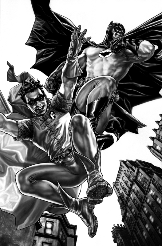 Preview From Batman Noel Comic Art Community Gallery Of Comic Art