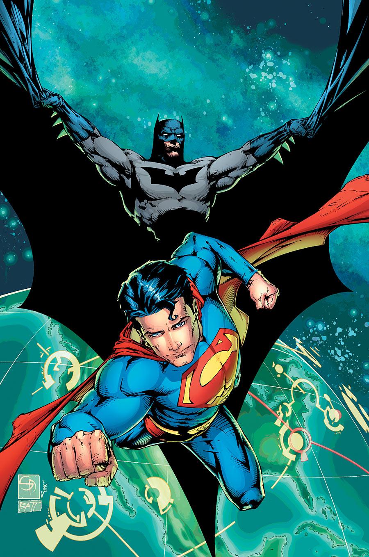 SUPERMAN/BATMAN #44 - Comic Art Community GALLERY OF COMIC ART