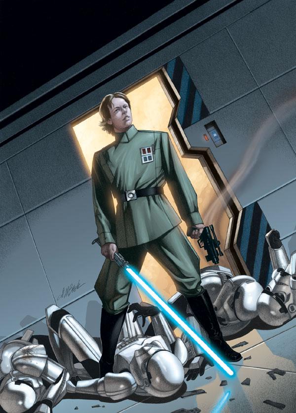 Star Wars Empire Art