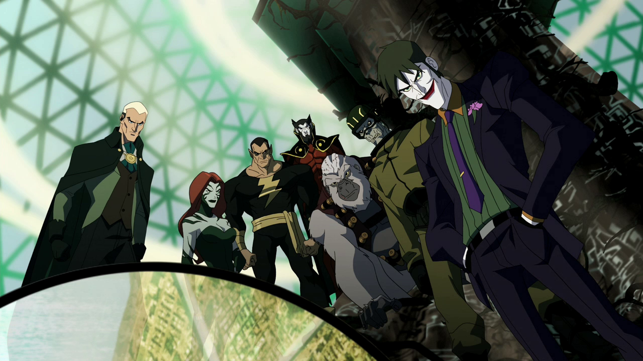 Young Justice: Shedding Some Light on the Light