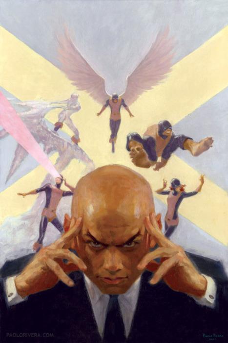 Professor Xavier's Role in a Summer Blockbuster