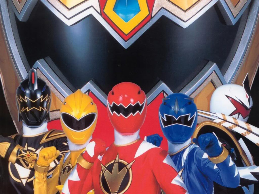 Top 10 Seasons of Power Rangers