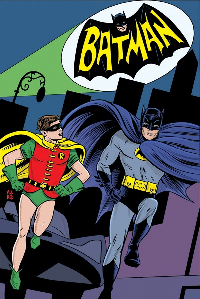 Batman '66: In Memoriam