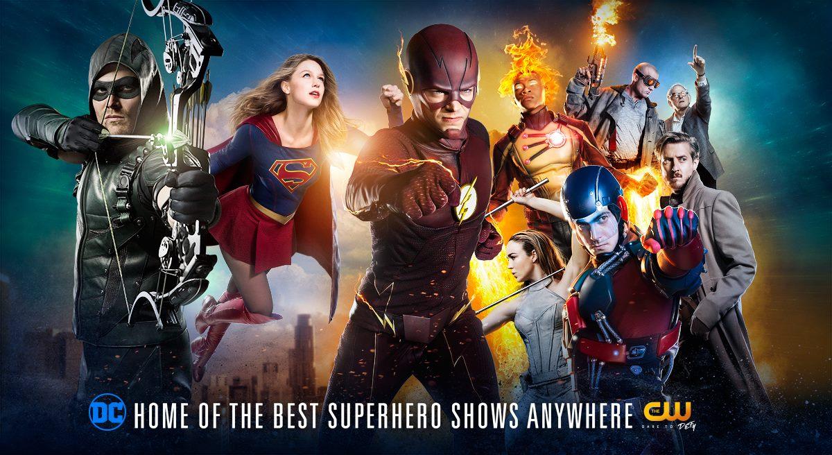 DC Television Universe: SDCC 2016