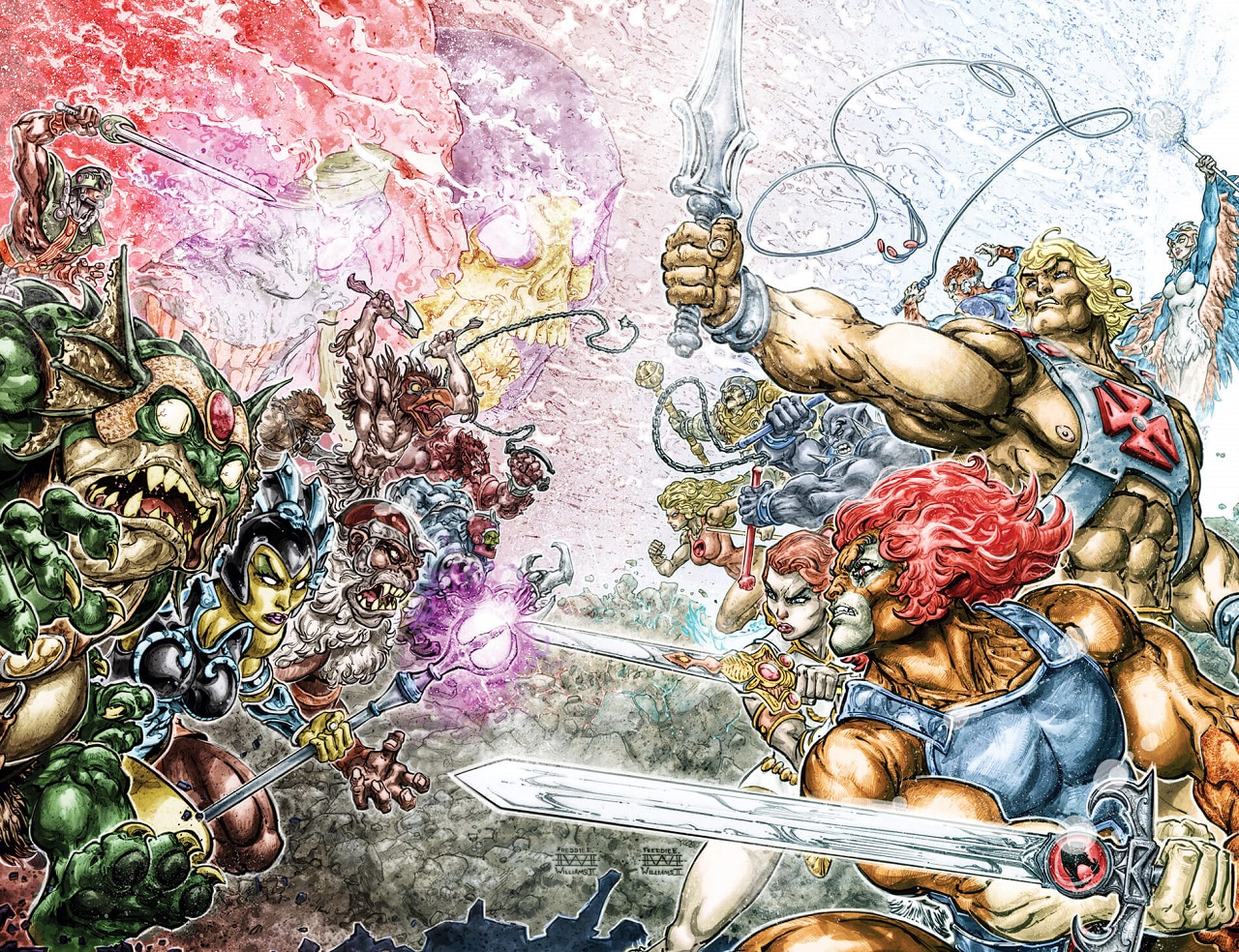 What's Old is New Again: He-Man/ThunderCats