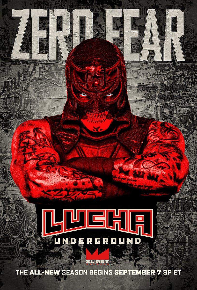 Lucha Underground Tres