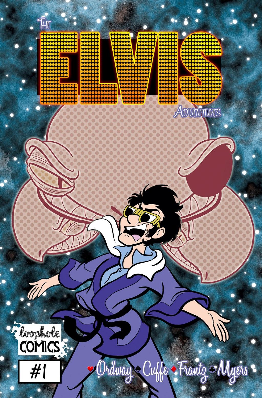 Review: Elvis Adventures #1
