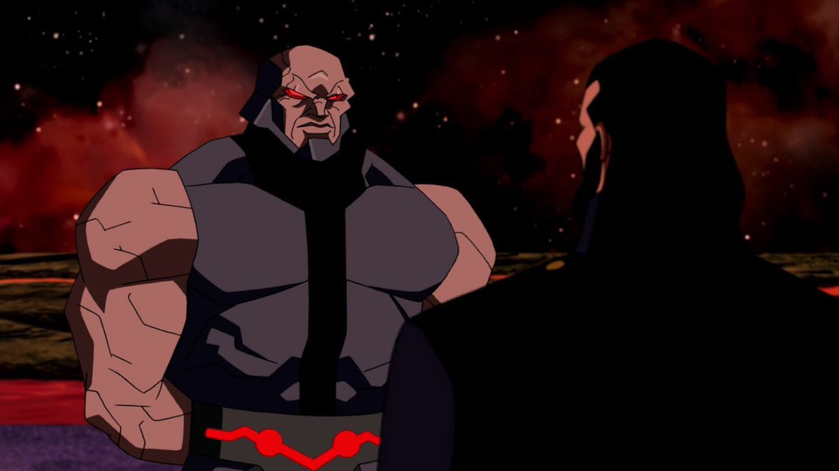 Young Justice: The New Gods of Apokolips