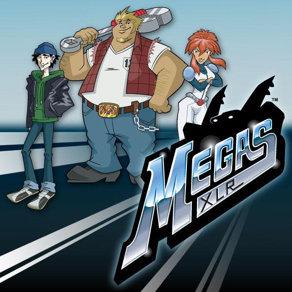 Megas XLR: Don't Call It A Comeback?
