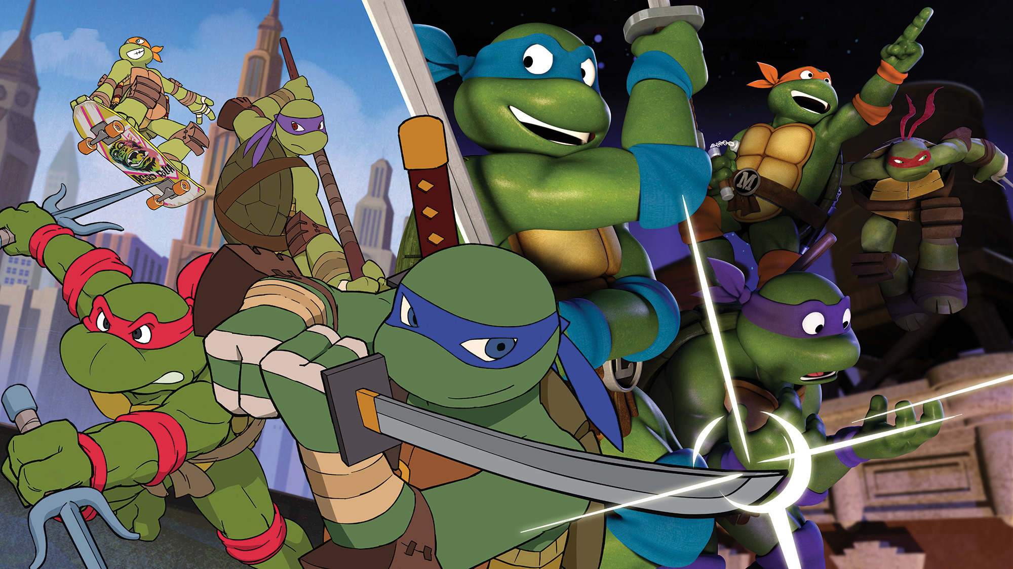 Ninja Turtles: In Memoriam