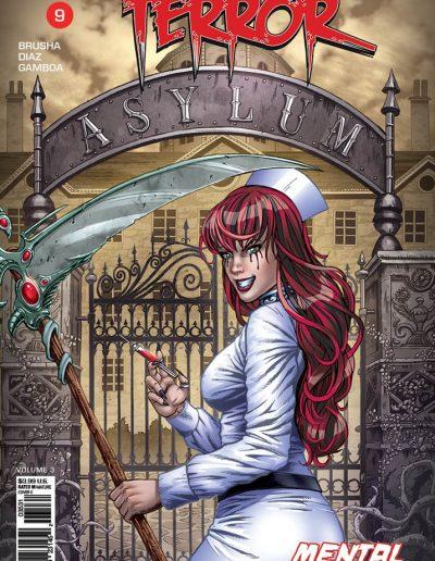 Grimm Tales of Terror: Vol. 3 #9