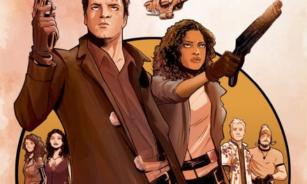 Joss Whedon's FIREFLY Comics
