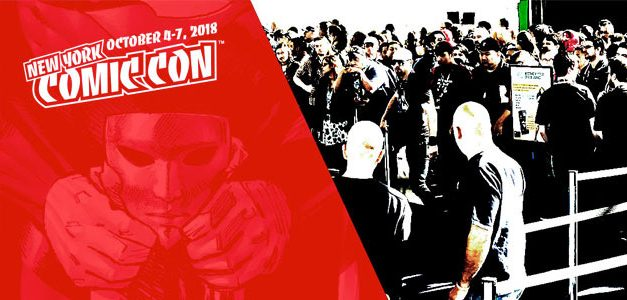 DC's Vertigo, Geoff Johns, All-Stars and Full Schedule  – New York Comic Con