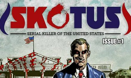 SKOTUS (Serial Killer of the United States)? This unusual Kickstarter launched today…