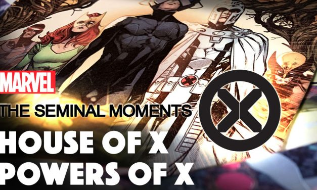 Marvel Reveals the Future of the X-Men in Final 'X-Men: The Seminal Moments' Documentary Short Episode
